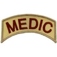 Ptch - ARMY,TAB,MEDIC(Camo)