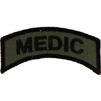 Ptch - ARMY,TAB,MEDIC