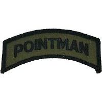 Ptch - ARMY,TAB,POINTMAN