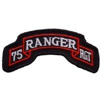 Ptch - ARMY,TAB,RANG.,75TH