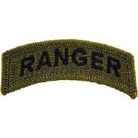 Ptch - ARMY,TAB,RANGER