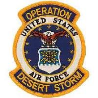 Ptch - DEST.STORM,USAF