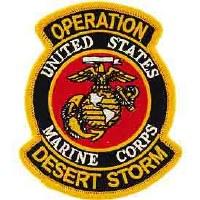 Ptch - DEST.STORM,USMC
