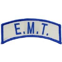 Ptch - EMT,TAB(BLU/WHT)