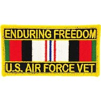 Ptch - ENDURING.FREED.USAF.SVC