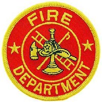 Ptch - FIRE,DEPT.RND(RED/GLD)