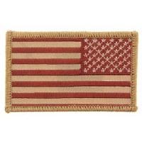 Ptch - FLAG USA,RECT.DEST. R