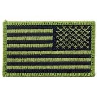 Ptch - FLAG USA,RECT.SUB R