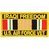 Ptch - IRAQI,FREED.USAF.SVC.RI