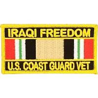 Ptch - IRAQI,FREED.USCG.SVC.RI