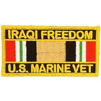 Ptch - IRAQI,FREED.USMC.SVC.RI