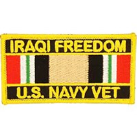 Ptch - IRAQI,FREED.USN.SVC.RI
