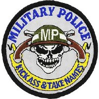 Ptch - MILTITARY POLICE