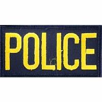 Ptch - POLICE.TAB.(GLD/BLU)