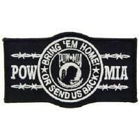 Ptch - POW*MIA,BRING'EM HM