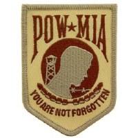 Ptch - POW*MIA.DESERT