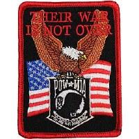 Ptch - POW*MIA,EAGLE.Flag