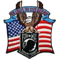 Ptch - POW*MIA,EAGLE-USA