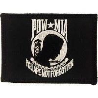 Ptch - POW*MIA,FLAG
