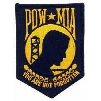 Ptch - POW*MIA (GOLD)