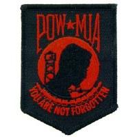 Ptch - POW*MIA (RED)