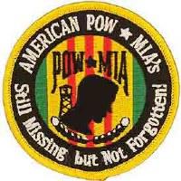 Ptch - POW*MIA,VIET,RIBB,N