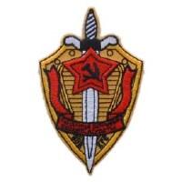 Ptch - RUSSIAN,KGBBADGE Sheild