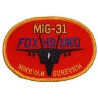Ptch - RUSSIAN,MIG.FOXHND