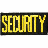Ptch - SECURITY.TAB.(YLW/BLK)