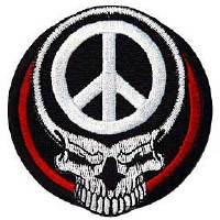 Ptch - SKULL PEACE SIGN