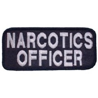 Ptch - TAB,NARCOTICS OFFIC