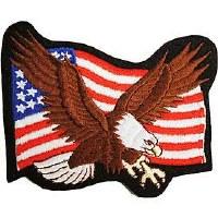 """Ptch - USA,EAGLE (3"""")"""