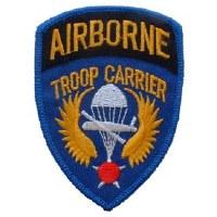 Ptch - USAF,A/B TROOP CARR