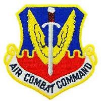 Ptch - USAF,AIR COMBAT CMD