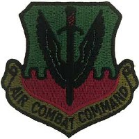 Ptch - USAF,AIR.COMBAT.CMDSubd