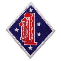 Ptch - USMC,01ST BN 1ST