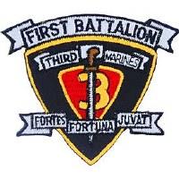 Ptch - USMC,01ST BN 3RD