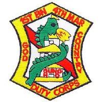 Ptch - USMC,01ST BN 4TH