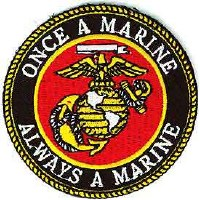 Ptch - USMC Once a Marine