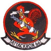 Ptch - USN,ATKRON 66
