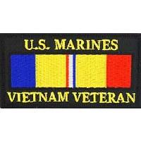 Ptch - VIETNAM,BDG,USMC,VT