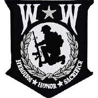 Ptch - WOUNDED,WARRIOR