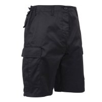 Short - BDU Blk PC  Small
