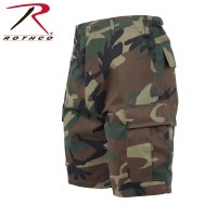 Short - BDU WP Camo    MED