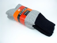 Sock - 40Wool 40Polypro 2 Pack