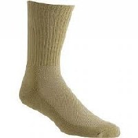 Sock - 50WooL30Cot20Ny Tan S
