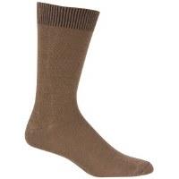 Sock - PolyPro Liner Brn 10-13