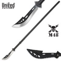 Spear - M48 Naginata Polearm