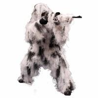 Suit - Ghillie SNOW Camo M/LG