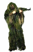 Suit - Ghillie Youth WP Med